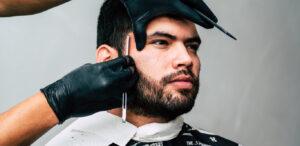 medico experimentado implante barba